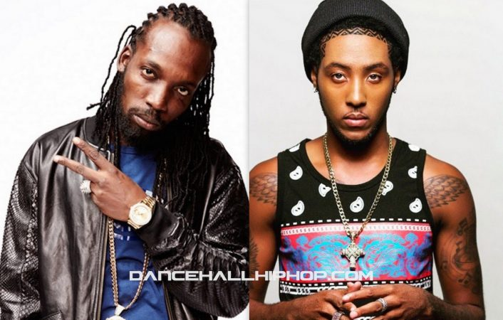 Mavado Responds To Vershon On New New Single