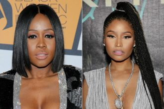"Remy Ma Still Dissing Nicki Minaj On ""Hip Hop Squares"""