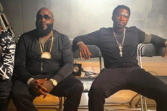 "Rick Ross and Gucci Mane Filming A Movie Bawse Preps 10th Album ""Port Of Miami"