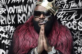 """Rick Ross Album """"Rather You Than Me"""" (Stream & Download)"""