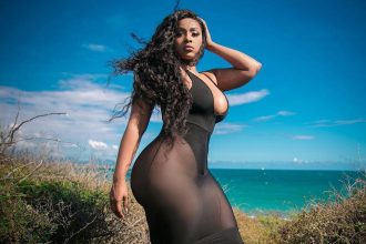 Yanique Curvy Diva Launching Music Career Signs Record Deal
