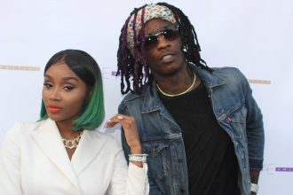 Young Thug Box Female Who Threaten His Fiancee Cops Investigating