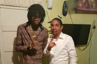 Alkaline Met With Kingston Mayor To Discuss Dancehall Music