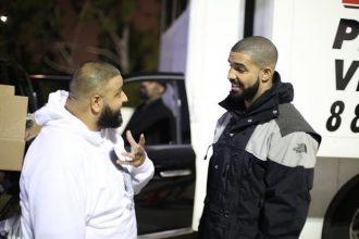 Watch DJ Khaled Stresses Asahd About Drake Vocals
