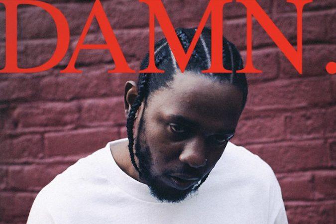 "Kendrick Lamar Album ""DAMN"" Tracklist & Artwork"