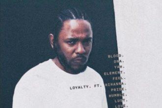 """Kendrick Lamar Album """"DAMN"""" (Stream & Download)"""