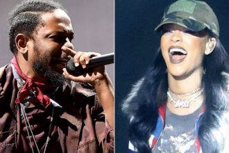 Rihanna and U2 Features On Kendrick Lamar New Album Damn