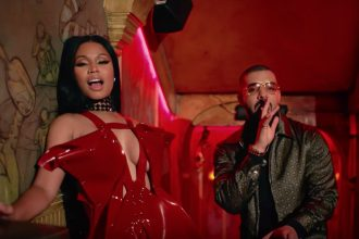 "Nicki Minaj, Drake & Lil Wayne Breaks Internet With ""No Frauds"" Video"