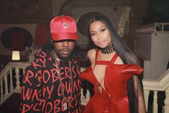 "Popcaan Gets Cameo In Nicki Minaj ""No Frauds"" Video With Drake & Lil Wayne"
