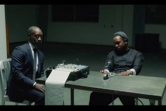 "Kendrick Lamar and DOn Cheadle Stars In ""DNA"" Video"