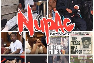 "Troy Ave Mixtape ""Nupac"" (Stream & Download)"