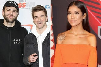 The Chainsmokers feat. Jhené Aiko – Wake Up Alone [New Music]
