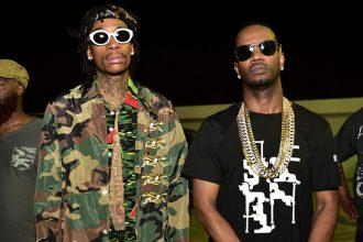 Juicy J feat. Wiz Khalifa – Always High [New Music]