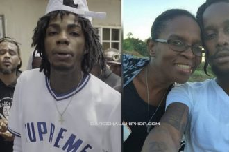 Alkaline Accused Of Dissing Popcaan's Mother After Dissing His Daughter