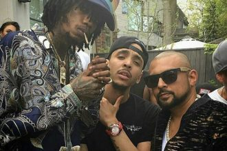 "Alkaline and Sean Paul Shoot ""Gyalis Pro"" Video [Photos]"