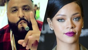"DJ Khaled Taps Rihanna For New Album ""Grateful"""