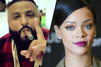 "DJ Khaled Taps Rihanna For New Album ""Grateful"""