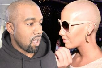 Twitter Thinks Kanye West Hack Amber Rose and Burglarize Her Home