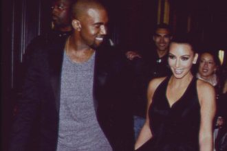 Kanye West & Kim Kardashian Marks Third Anniversary