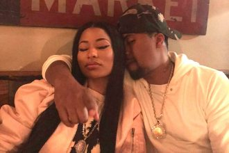 Nicki Minaj Fuel Nas Dating Rumors With This Photo