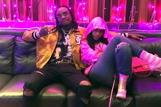 Nicki Minaj Dropping New Music With Quavo & Londo On Da Track