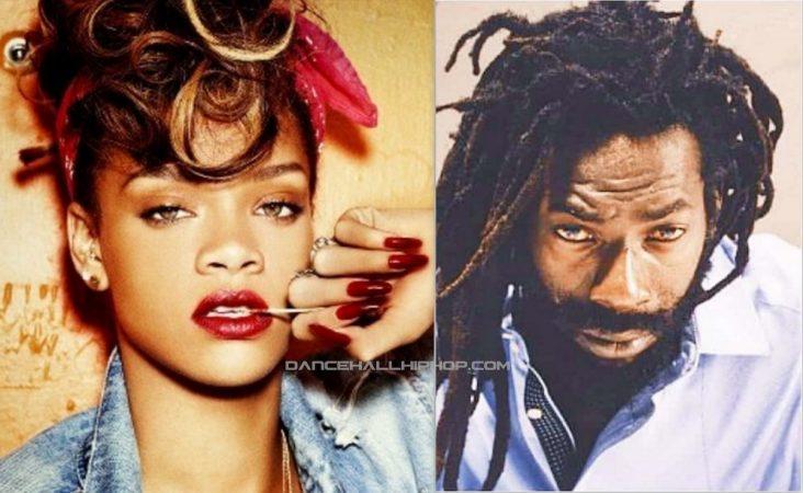 "Rihanna Dropping New Music With Buju Banton ""Phatty"""