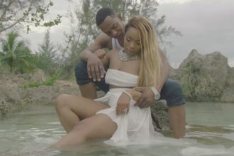 "Watch Vybz Kartel and Kim Kelly New Video ""Alive"""