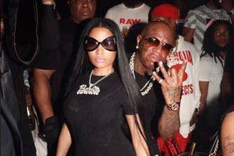 Nicki Minaj Hit The Club With Birdman & Meek Mill Was There