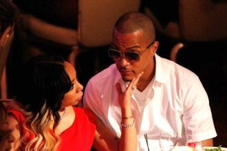 Tiny Confronts T.I. About Cheating With An Employee
