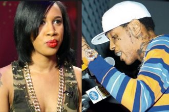 Vanessa Bling Accused Of Dissing Vybz Kartel On IG Live