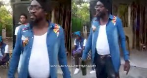LOL! Beenie Man Gets Fat Shamed Over His Belly