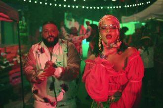"""Watch DJ Khaled, Rihanna & Bryston Tiller """"Wild Thoughts"""" Summer Video"""
