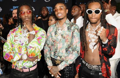 Chris Brown & Migos Fight Over Karrueche At BET Awards After-Party