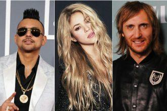 "Sean Paul Got ""Mad Love"" For Shakira"