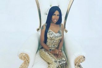 """Watch Vanessa Bling Sits On Her Throne In """"Chosen"""" Video"""