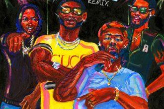 GoldLink feat. Brent Faiyaz, Gucci Mane & Shy Glizzy – Crew (Remix) Lyrics