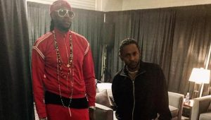 2 Chainz & Kendrick Lamar Gets Roasted Over This Photo
