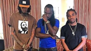 Are Mavado, Alkaline & Jahmiel Working On New Music