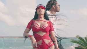 "Future and Nicki Minaj Drop New Video ""You Da Baddest"""