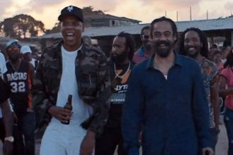 "Watch JAY-Z and Damian Marley Video ""Bam"""