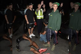 Justin Bieber Hit Paparazzo With Truck On Way From Church