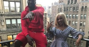 Nicki Minaj Fans Says Meek Mill Is Petty For Bringing Cardi B On Stage