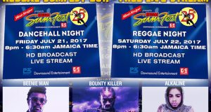 Live Stream Reggae Sumfest 2017 Here In HD