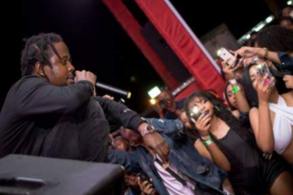 Popcaan and Tommy Lee Sparta Delivered At Chromatic Live