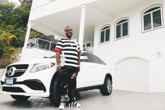 Sean Kingston Answers Critics Buys Mansion & Benz In Jamaica