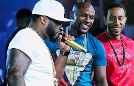 50 Cent, Diddy & More Of Hip-Hop Reacts To Mayweather Beating McGregor
