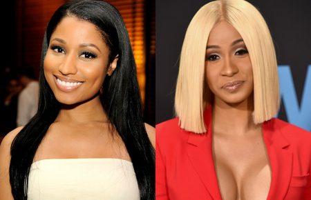 Cardi B Sidestep Nicki Minaj Says She Wants To Collaborate With Lil Kim