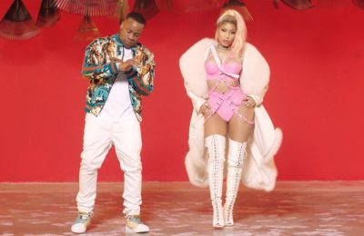 "Watch Nicki Minaj Shake Her Ass In Yo Gotti's ""Rake It Up"" Video"