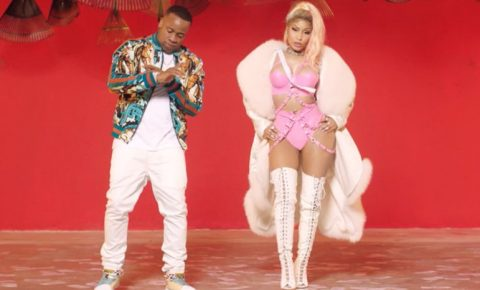 "Watch Nicki Minaj Shake Her Ass In Yo Gotti's ""Rake It Up"" Video"