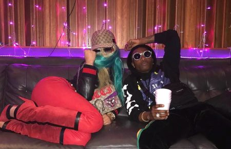Nicki Minaj Teases New Music With WizKid For Her Album